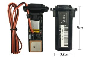 Description of GPS tracker SinoTrack ST-901
