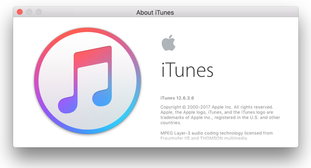 Download and install iTunes 12.6.3